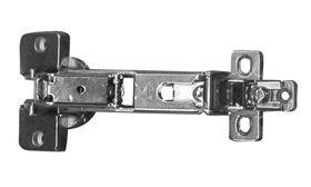 Qlinq Inboorscharnier Half Opliggend 170º - 35mm