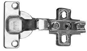 Inboorkastscharnier / binnenliggend / Ø 35 mm / 95° / staal vernikkeld