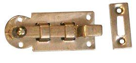 Qlinq Schuif Met Bocht RVS 60 mm