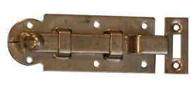 Qlinq Schuif Met Bocht RVS 80 mm