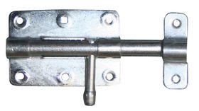 Qlinq Grendel Verzinkt Zwaar 100 x 60 mm
