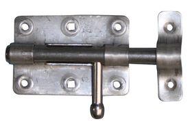 Qlinq Grendel RVS Zwaar 100 x 60 mm