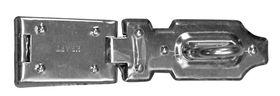 Kistoverval / DX 1 serie / 140x35 mm / staal verzinkt