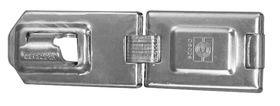 Pantseroverval / DX 4 serie / 155x45 mm / staal verzinkt