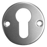 Qlinq Cilinderplaat Aluminium Ø 50 mm