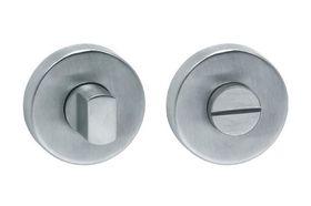 Artitec WC Rozet RVS Compleet 5 mm