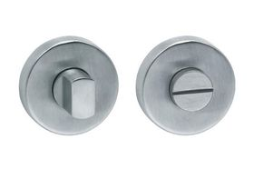 Artitec WC Rozet RVS Compleet 8 mm