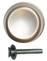 Qlinq Voordeurknop Aluminium