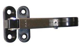 Qlinq Klepraamsluiting Recht RVS 85 mm