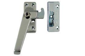 AXA Raamboom Met Nok Cilinderslot Links 3319-41-92G