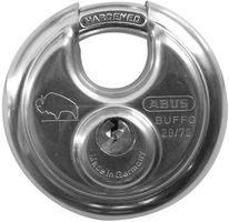 Abus Discushangslot RVS Buffo 28/70