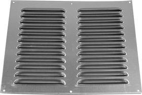 Schoepenrooster Aluminium 300 x 250 mm