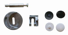 Qlinq Meubelbevestigingsset Mini 24 mm 16-Delig