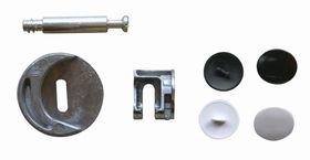 Qlinq Meubelbevestigingsset Mini 28 mm 16-Delig