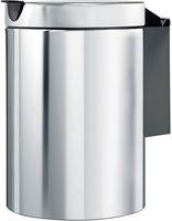 Brabantia Wandafvalemmer Brilliant Steel 3 Liter