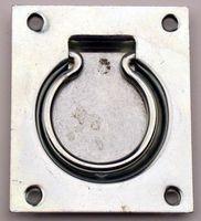 Mejawa Luikring Staal Verzinkt 75 x 90 mm