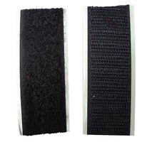 Qlinq Klittenband Zwart 1 Meter