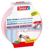 Tesa Afplaktape Precision Sensitive 25 mm 25 Meter
