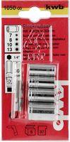 KWB Dopsleutelset 1/4'' 30 mm 5-Delig