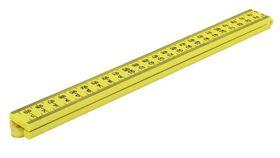KWB Duimstok Nylon Geel 1 Meter