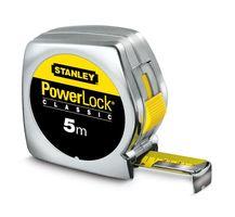 Stanley Rolbandmaat Powerlock ABS 5 Meter