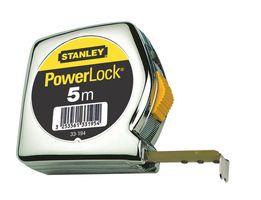 Stanley Rolbandmaat Powerlock Smal 5 Meter