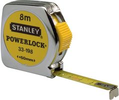 Stanley Rolbandmaat Powerlock 8 Meter
