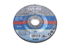 KWB Afbraamschijf Cut-Fix Ø 115 mm