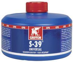Griffon Soldeervloeistof S39 Universeel 320 ml
