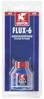 Griffon Soldeerpoeder Wit Flux 6 Universeel 35 Gram