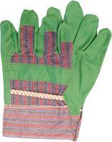 Skandia Werkhandschoen PVC Groen XL 1 Paar