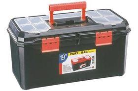 Erro Gereedschapskoffer Kunststof 480 x 230 x 230 mm