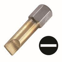 Wolfcraft Bitset Sleuf Tin 25 mm 2-Delig