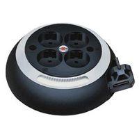 Brennenstuhl Kabelbox Comfort Line Randaarde 4-Voudig 3 Meter