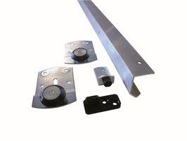 Furore Schuifdeurgarnituur Aluminium KOS-ALU210