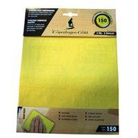 Copenhagen Gold Flint Schuurpapier N95002 - 3 Stuks