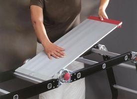 Altrex Platform Comfort - Aluminium