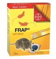 Bayer Frap Muizenlokstation Navulling 10 Gram 20 Stuks