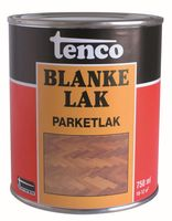 Tenco Parketlak Zijdemat Blank 750 ml