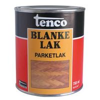 Tenco Parketlak Hoogglans Blank 750 ml