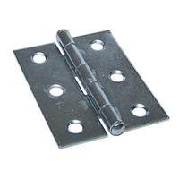 DX Meubelscharnier Vaste Pen Verzinkt 50 x 40 mm