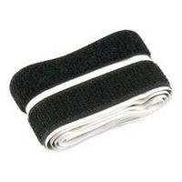 Verlofix Klittenband Zwart 50 cm