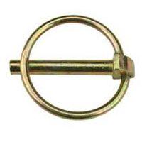DX Borgpen Verzinkt 6 mm
