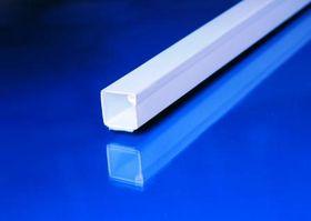 Veltkamp Plakstrip Wit 12 x 12 mm 2 Meter