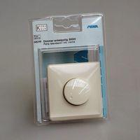 PEHA Inbouwdimmer 1-Polig 300 Watt Crème