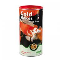 Velda Visvoer Gold Flakes 1250 ml