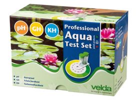Velda Professional Aqua Testset pH GH KH