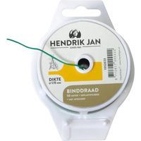 Hendrik Jan Binddraad Geplastificeerd 1.15 mm - 50 Meter