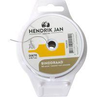 Hendrik Jan Binddraad Verzinkt 0.7 mm - 50 Meter