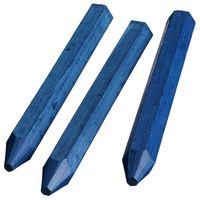 Lyra Merkkrijt Zeskant Blauw 110 mm 12 Stuks